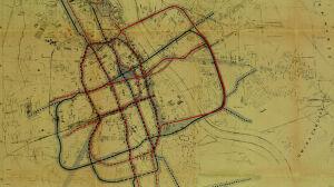 Zobacz nieznany plan metra z 1938 roku