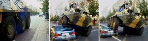 Bezmyślne parkowanie? [br] Tak to robią w Wilnie