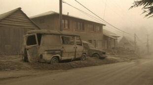Cegły z pyłu wulkanicznego pomogą miasteczku?