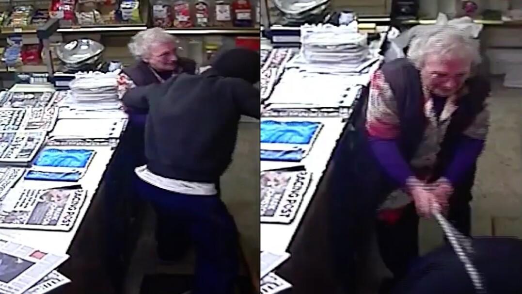 """83-latka obroniła się przed złodziejem. Teraz dostanie nagrodę za """"niezwykłą odwagę"""""""
