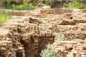 Archeolodzy odsłonili dawne koszary