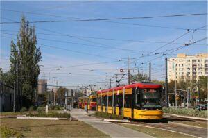 Najkrótsza linia tramwajowa w mieście. Ale ma sens