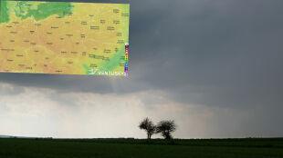 Pogoda na 5 dni: silniejszy wiatr, możliwe burze i nawet 21 stopni