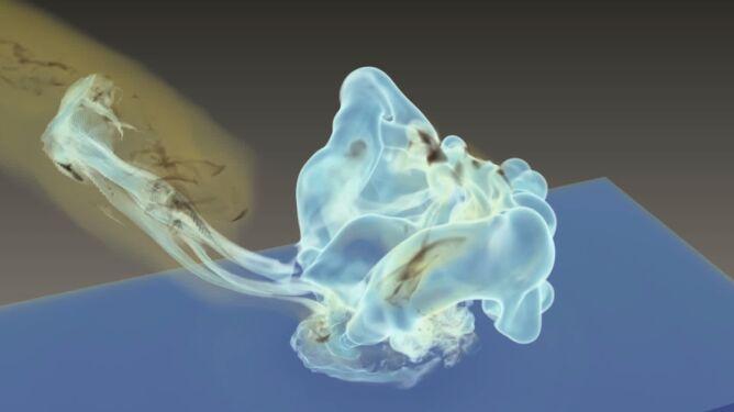 Co się stanie, jeśli asteroida spadnie do oceanu