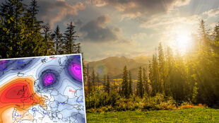 Wielki wir zmienił pogodę w Polsce. Jakie czeka nas lato?