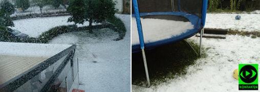 """Lato zmieniło się w zimę. """"Wystarczyło kilka minut"""""""