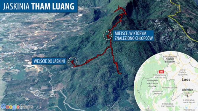 Jaskinia Tham Luang