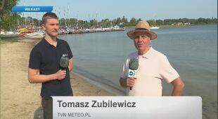 Rozmowa z instruktorem pływania Eugeniuszem Puzanem