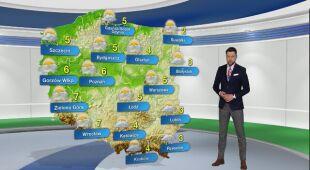 Pogoda na poniedziałek 30.03