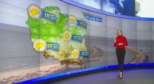 Agnieszka Cegielska o pogodzie w najbliższym czasie